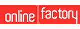 logo OnlineFactory.cz